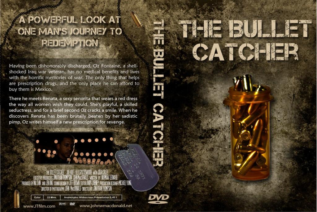 Bullet Catcher DVDjpg