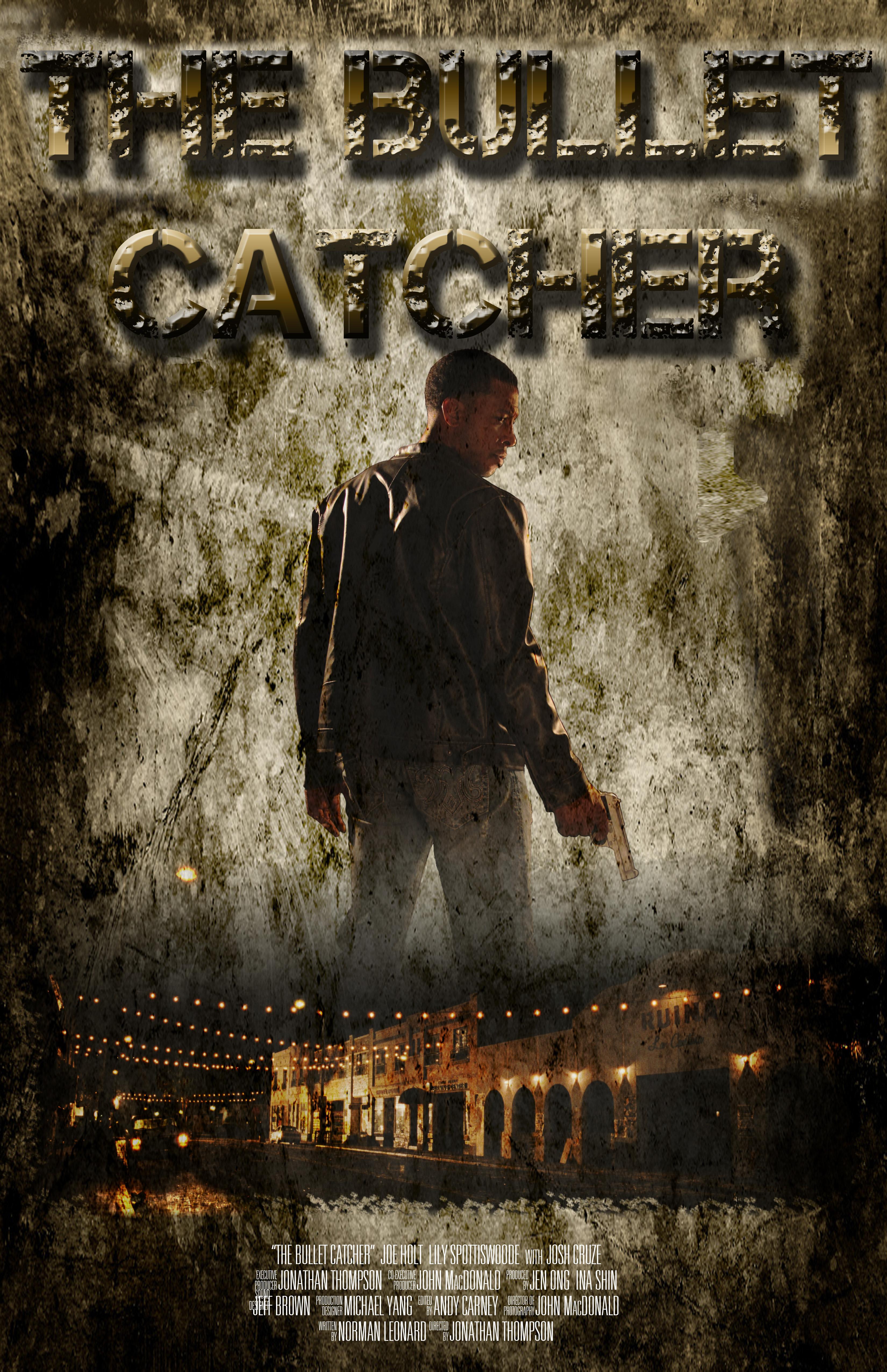 Bullet Catcher Poster