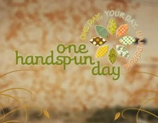 One Handspun Day
