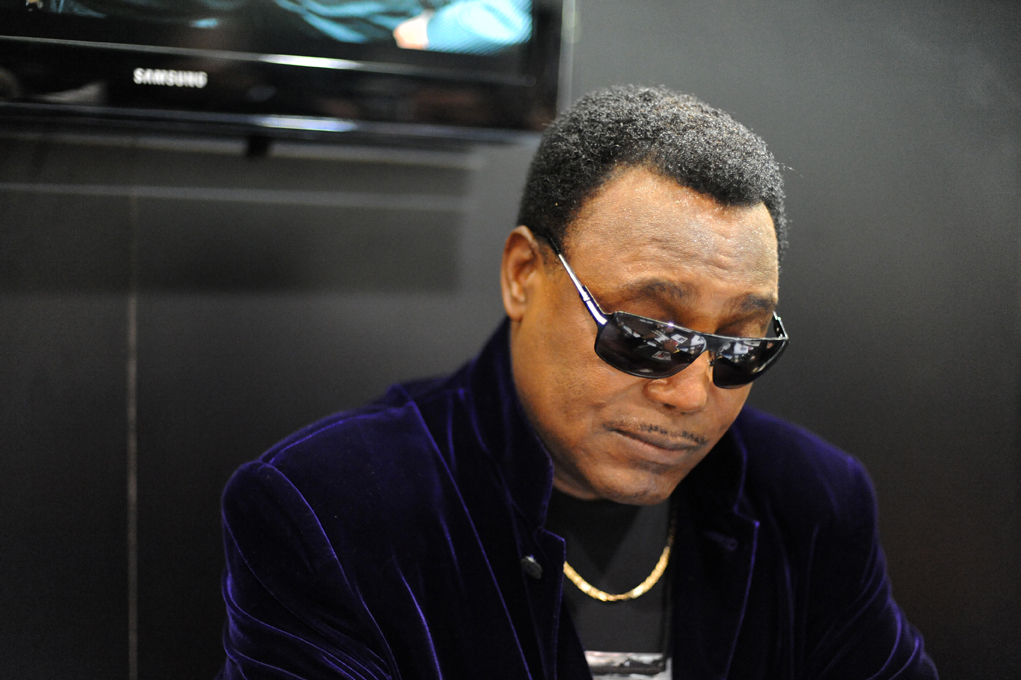 George Benson, Jazz Guitarist, Winner of 10 Grammy Awards