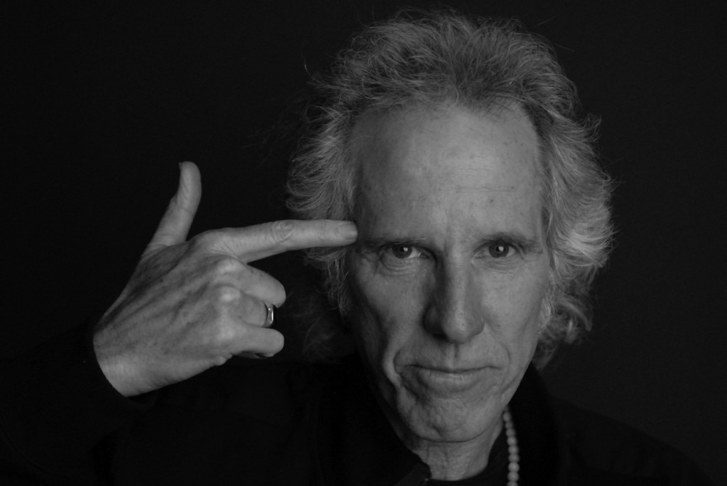 John Densmore, drummer for The Doors
